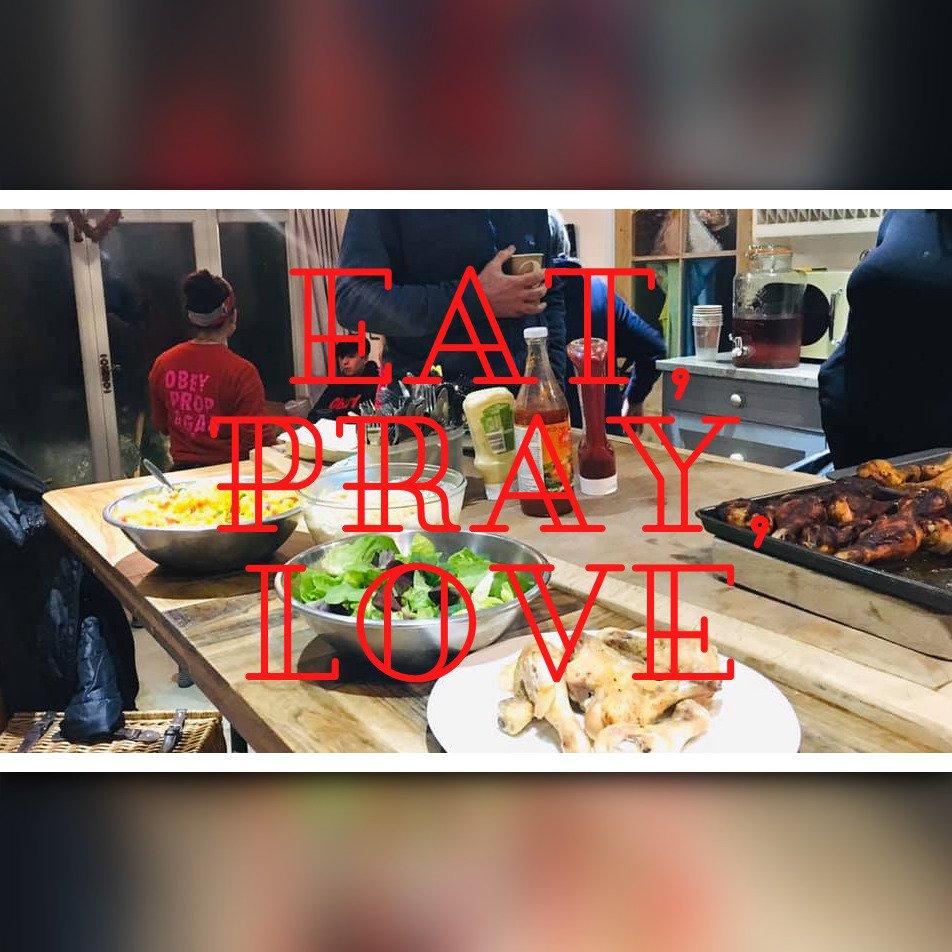 Eat Pray Love Event
