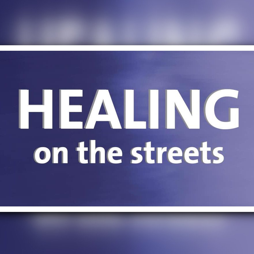 Healing On The Streets Event